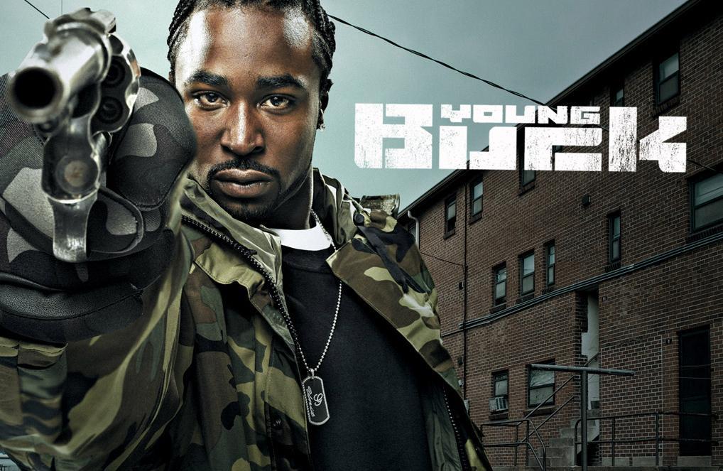 Young Buck - 3 ans de prison pour détention d'armes