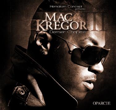 Mac Kregor - OPARCIE