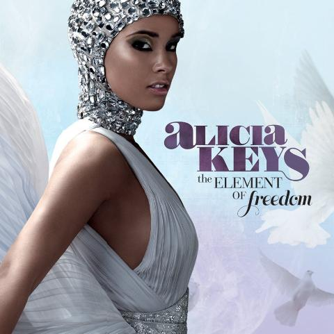 Alicia Keys - THE ELEMENT OF FREEDOM