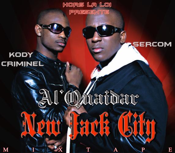 Al Quaidar - NEW JACK CITY