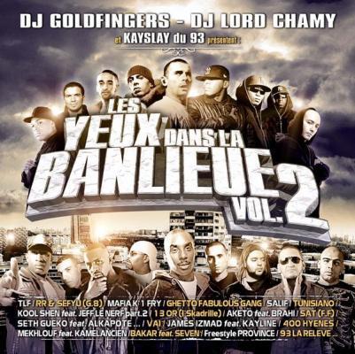DJ Goldfingers - LES YEUX DANS LA BANLIEUE VOLUME 2