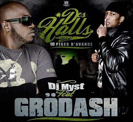 Grodash - DES HALLS VOL.1 10 PIGES D AVANCE