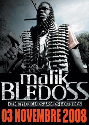 Malik Bledoss - CIMETIERE DES ARMES LOURDES