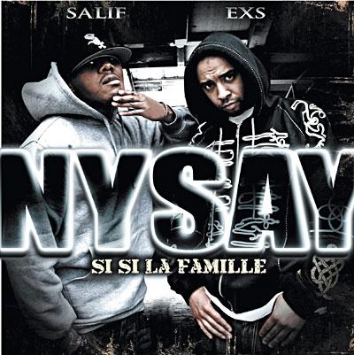 Nysay - SI SI LA FAMILLE
