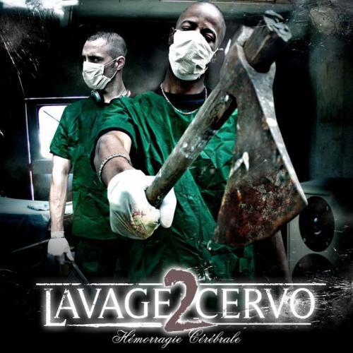 Lavage 2 Cervo - HEMORRAGIE CEREBRALE