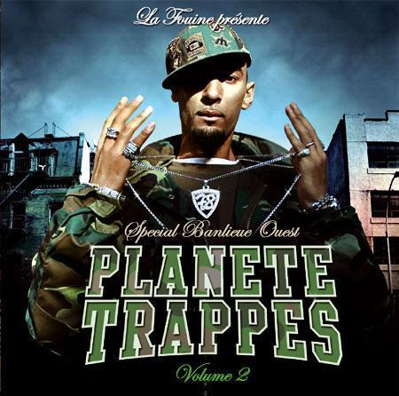 La Fouine - PLANETE TRAPPES VOL.2