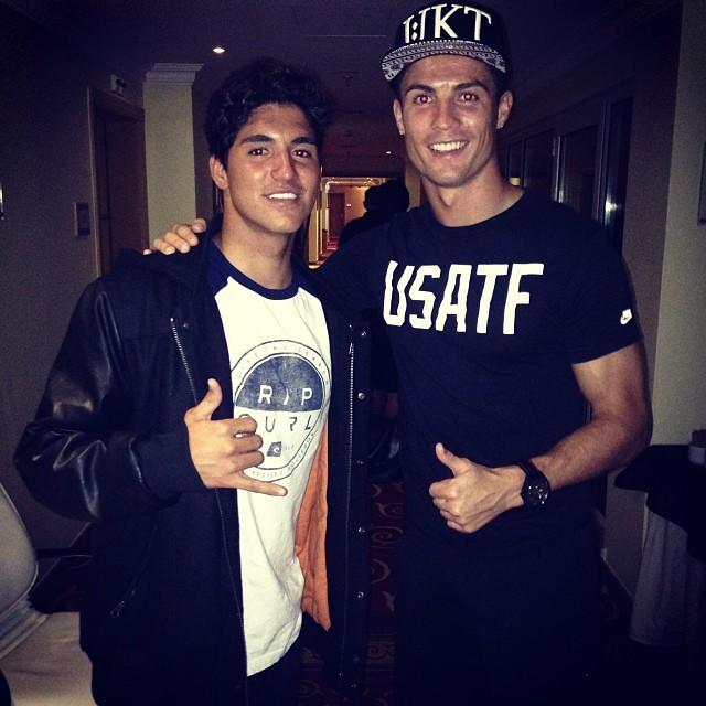 Ronaldo en Ünkut