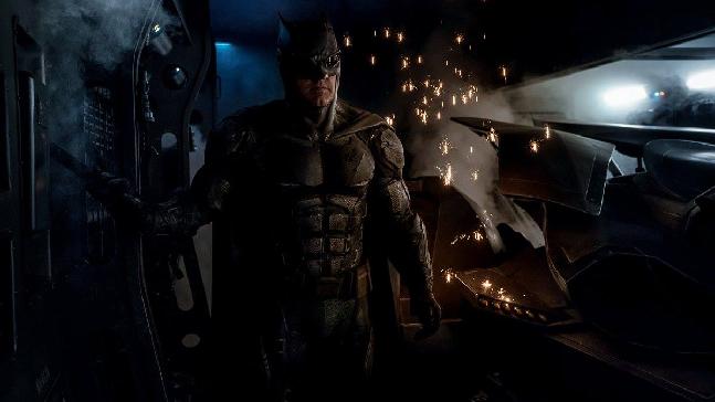 A la croisée du Dark Knight de Nolan et du Hibou dans Watchmen