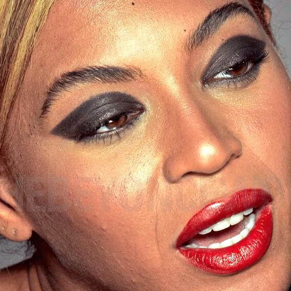 Beyoncé au naturel