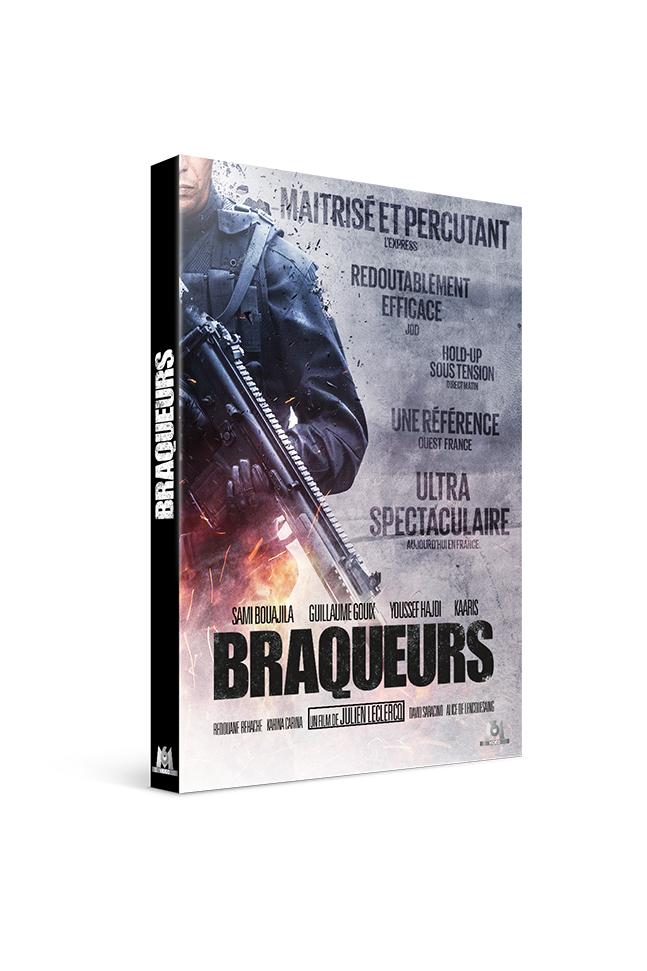 BRAQUEURS 3D-DVD