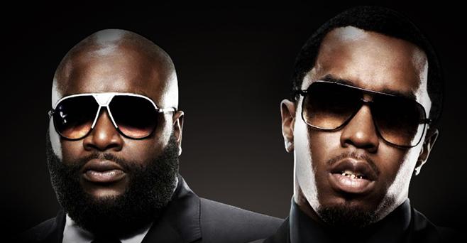 Diddy perd 1 million de dollars en jouant aux dés avec Rick Ross