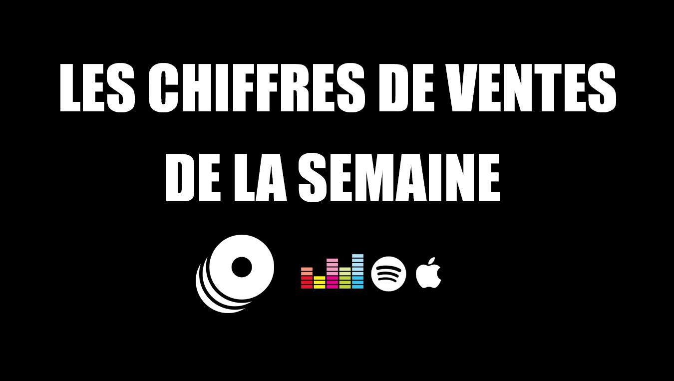LES CHIFFRES DE VENTES