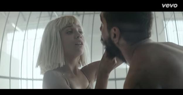 Sia - Elastic Heart feat. Shia LaBeouf & Maddie Ziegler