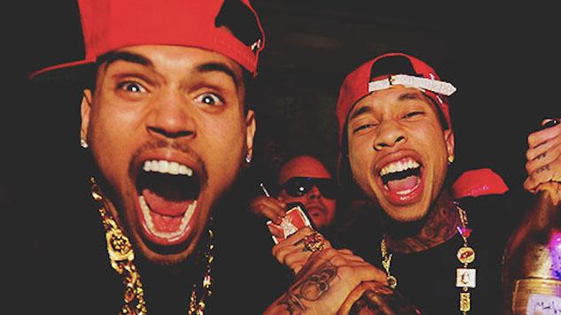 Chris Brown et Tyga
