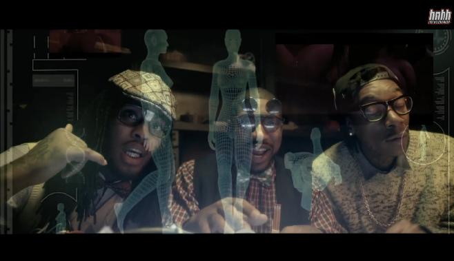 "DJ Holiday dévoile le clip ""Miley"" Featuring Wiz Khalifa & Waka Flocka"