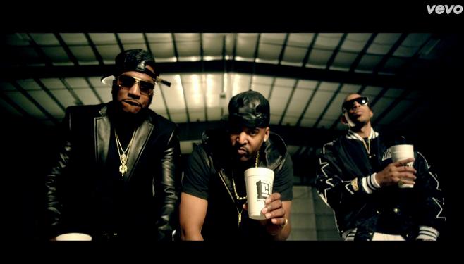 """DJ Infamous présente le clip """"Double Cup"""" Featuring Jeezy, Ludacris, Juicy J & Hitmaka"""