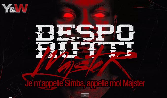 """Despo Rutti - Majster """"Boss de l'urbaine musique, je suis un Pascal Nègre"""""""