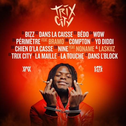 Diddi Trix Tracklist