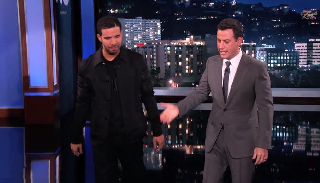 Drake piège des personnes dans la rue