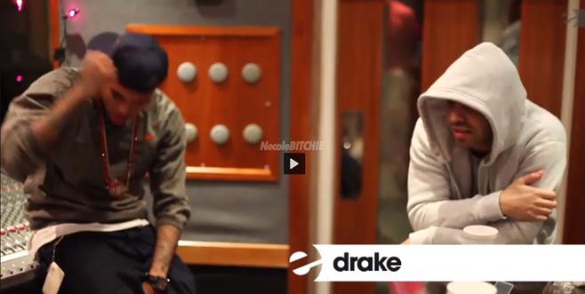 Chris Brown et Drake sont réconciliés ; bientôt un morceau commun ?
