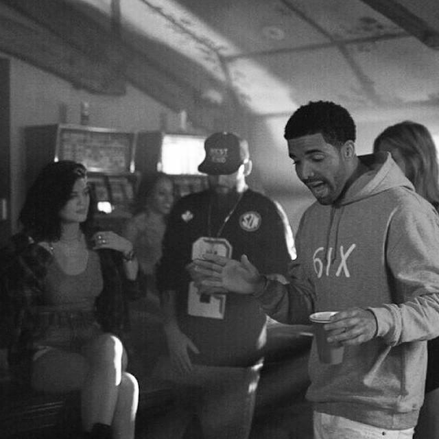 Drake insta Kylie