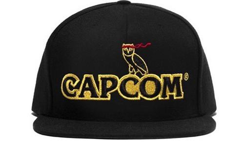 Drake ovo capcom hat