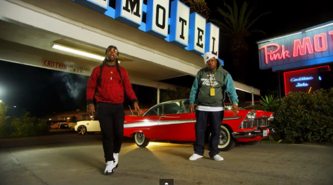 """Chitty Bang"" le nouveau clip de E-40 F/ Juicy J & Ty Dolla $ign"