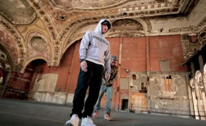 "Eminem divulgue le cypher ""Shady Cxvpher"""