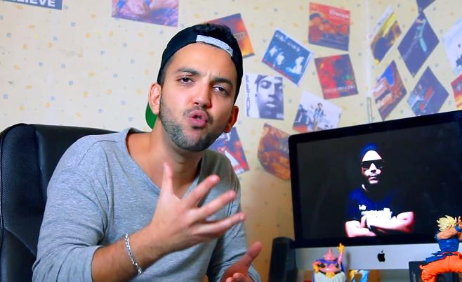 "Jhon Rachid présente ""J'ai pas mal au rap #1 - Lino"""