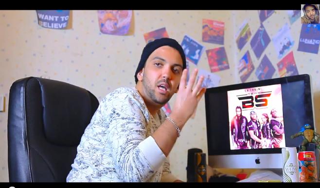 Jhon Rachid présente « J'ai mal Au Rap #6 – Team BS »