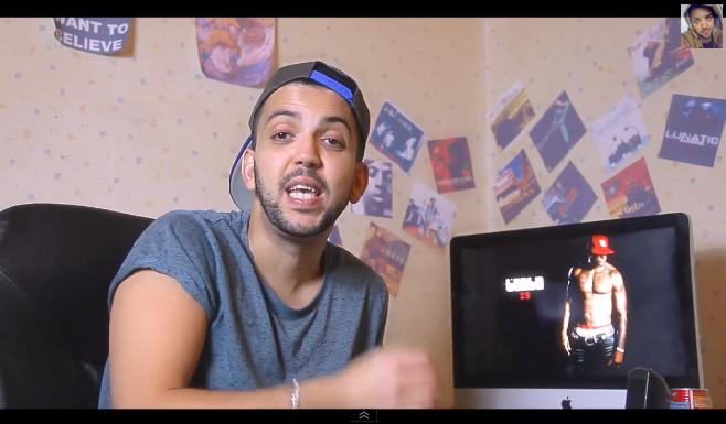 Jhon Rachid présente « J'ai mal Au Rap #3 – Booba »