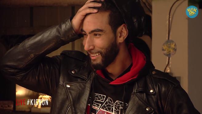 En vidéo, Kev Adams clash La Fouine