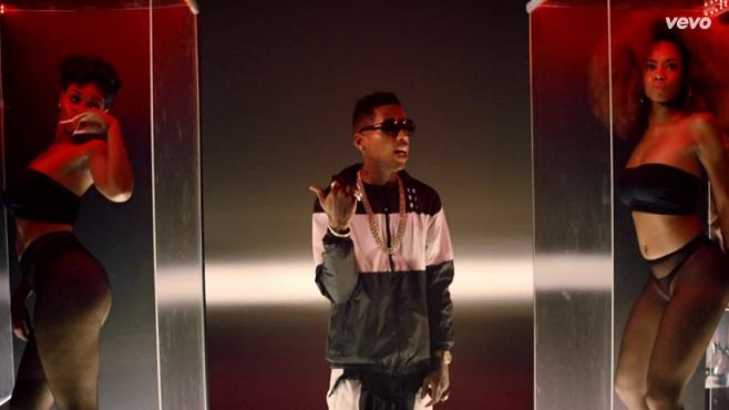 Kid Ink met en ligne le clip du titre Body Language F/ Usher & Tishashe