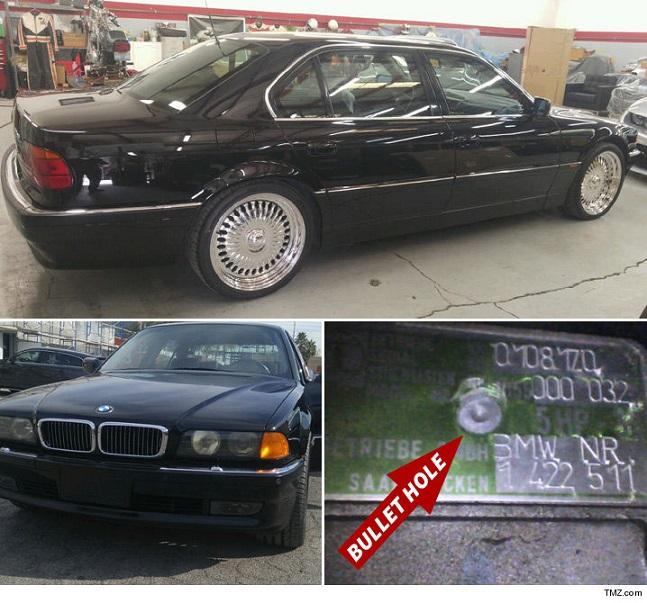 Le BMW renové pour la vente aux enchères