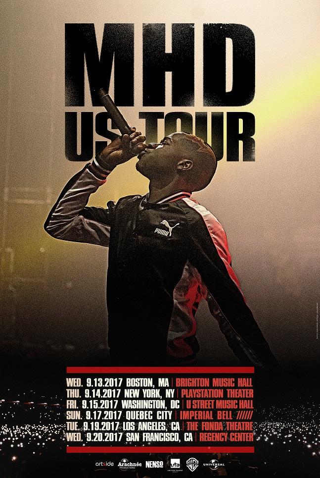 MHD US TOUR