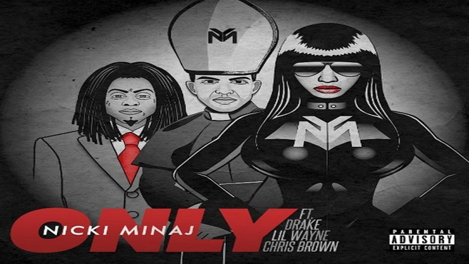 "Nicky Minaj présente ""Only"" F/ Drake, Lil Wayne & Chris Brown"