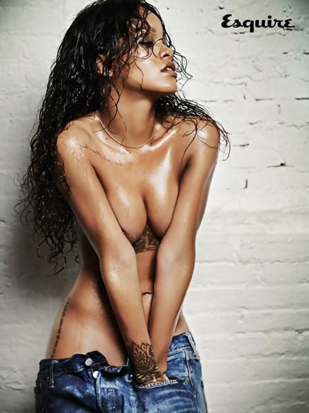 Rihanna Esquire 3