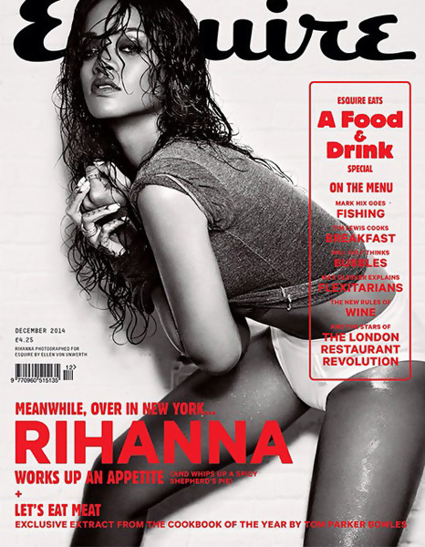 Rihanna Esquire 4