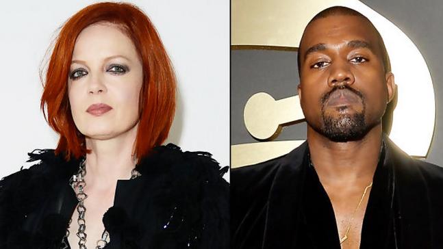 Shirley Manson / Kanye West