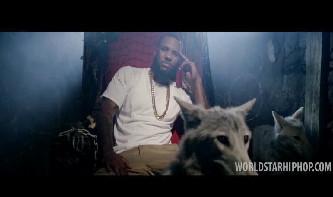"The Game provoque le Game avec le clip ""Bigger Than Me"""