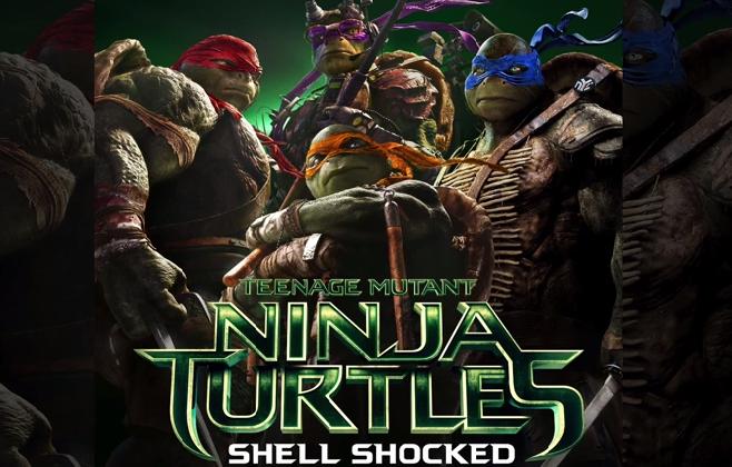 "Juicy J, Wiz Khalifa, Ty Dolla $ign, Kill The Noise et Madsonik signe la B.O du film ""Teenage Mutant Ninja Turtles"""