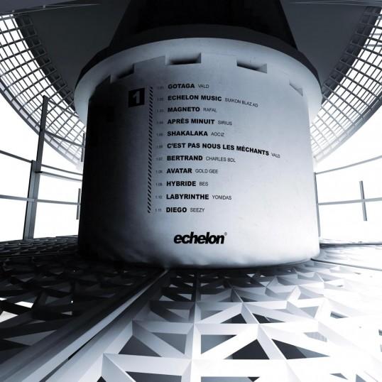 Tracklist Echelon