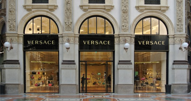 Boutique Versace