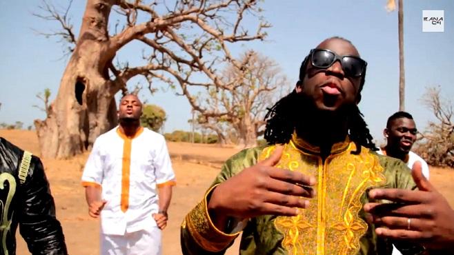 """Bana C4 présente leur dernier clip """"Beauté Africaine"""" F/ Youssoupha, Ayna & Clayton Hamilton"""