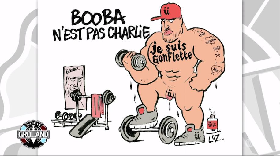 Booba Charlie
