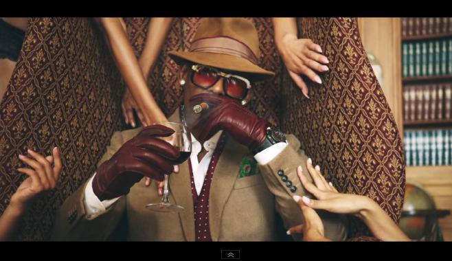"""R. Kelly dévoile son nouveau clip """"Cookie"""""""