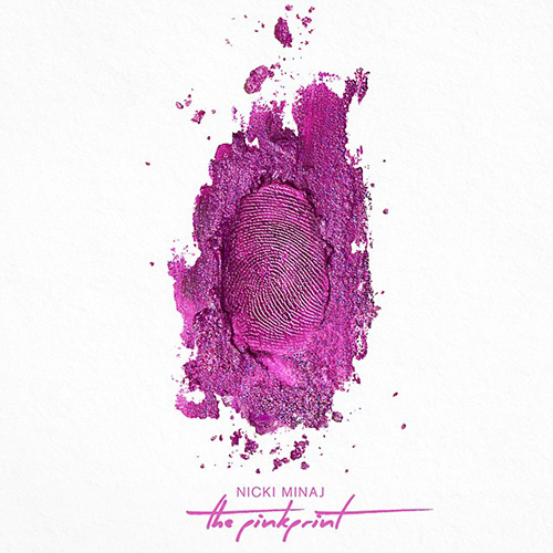 Pochette de The Pinkprint version Deluxe