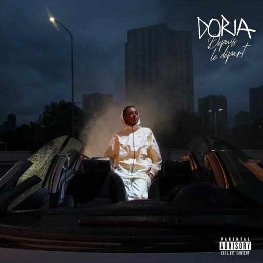 cover album DORIA - Depuis le départ - bdef