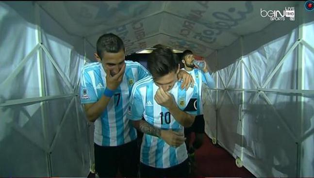 Di Maria - Messi