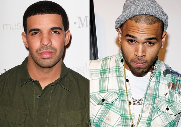 Drake VS Chris Brown